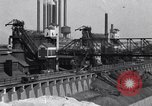 Image of Ford River Rouge Plant raw material storage Dearborn Michigan USA, 1927, second 2 stock footage video 65675030033