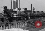 Image of Ford River Rouge Plant raw material storage Dearborn Michigan USA, 1927, second 4 stock footage video 65675030033