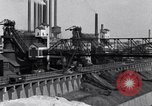 Image of Ford River Rouge Plant raw material storage Dearborn Michigan USA, 1927, second 8 stock footage video 65675030033