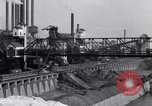 Image of Ford River Rouge Plant raw material storage Dearborn Michigan USA, 1927, second 10 stock footage video 65675030033
