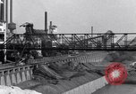 Image of Ford River Rouge Plant raw material storage Dearborn Michigan USA, 1927, second 12 stock footage video 65675030033