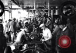 Image of final assembly line Dearborn Michigan USA, 1927, second 2 stock footage video 65675030035