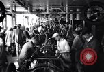 Image of final assembly line Dearborn Michigan USA, 1927, second 3 stock footage video 65675030035