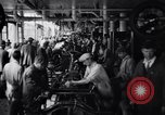 Image of final assembly line Dearborn Michigan USA, 1927, second 4 stock footage video 65675030035