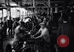 Image of final assembly line Dearborn Michigan USA, 1927, second 10 stock footage video 65675030035