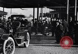 Image of Chauffeur driven automobile Dearborn Michigan USA, 1922, second 3 stock footage video 65675030039
