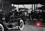 Image of Chauffeur driven automobile Dearborn Michigan USA, 1922, second 5 stock footage video 65675030039