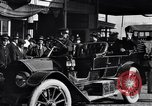 Image of Chauffeur driven automobile Dearborn Michigan USA, 1922, second 8 stock footage video 65675030039