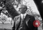 Image of Henry Ford Dearborn Michigan USA, 1922, second 2 stock footage video 65675030045