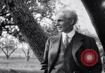 Image of Henry Ford Dearborn Michigan USA, 1922, second 3 stock footage video 65675030045