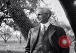 Image of Henry Ford Dearborn Michigan USA, 1922, second 4 stock footage video 65675030045