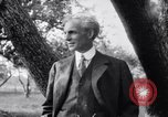 Image of Henry Ford Dearborn Michigan USA, 1922, second 5 stock footage video 65675030045