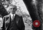 Image of Henry Ford Dearborn Michigan USA, 1922, second 9 stock footage video 65675030045