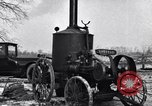 Image of steam engine Dearborn Michigan USA, 1922, second 4 stock footage video 65675030048