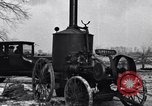 Image of steam engine Dearborn Michigan USA, 1922, second 7 stock footage video 65675030048