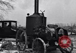 Image of steam engine Dearborn Michigan USA, 1922, second 8 stock footage video 65675030048