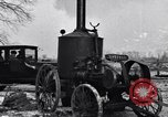 Image of steam engine Dearborn Michigan USA, 1922, second 10 stock footage video 65675030048