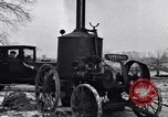 Image of steam engine Dearborn Michigan USA, 1922, second 11 stock footage video 65675030048