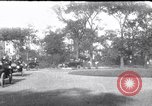 Image of Ford motorcade Dearborn Michigan USA, 1922, second 1 stock footage video 65675030052