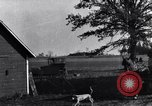 Image of horse drawn tank wagon Dearborn Michigan USA, 1922, second 4 stock footage video 65675030054