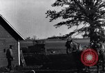 Image of horse drawn tank wagon Dearborn Michigan USA, 1922, second 6 stock footage video 65675030054