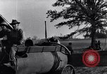 Image of horse drawn tank wagon Dearborn Michigan USA, 1922, second 12 stock footage video 65675030054