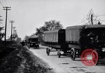 Image of caravan of Ford vehicles Detroit Michigan USA, 1926, second 12 stock footage video 65675030058