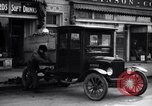 Image of Ford coal truck Detroit Michigan USA, 1926, second 8 stock footage video 65675030059