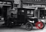 Image of Ford coal truck Detroit Michigan USA, 1926, second 10 stock footage video 65675030059