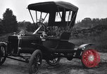 Image of early model Ford car United States USA, 1926, second 4 stock footage video 65675030061