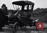 Image of early model Ford car United States USA, 1926, second 8 stock footage video 65675030061