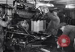 Image of final assembly line Detroit Michigan USA, 1929, second 4 stock footage video 65675030070