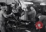 Image of final assembly line Detroit Michigan USA, 1929, second 5 stock footage video 65675030070