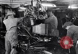 Image of final assembly line Detroit Michigan USA, 1929, second 6 stock footage video 65675030070