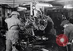 Image of final assembly line Detroit Michigan USA, 1929, second 8 stock footage video 65675030070