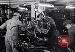 Image of final assembly line Detroit Michigan USA, 1929, second 9 stock footage video 65675030070