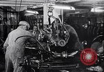 Image of final assembly line Detroit Michigan USA, 1929, second 10 stock footage video 65675030070