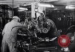 Image of final assembly line Detroit Michigan USA, 1929, second 11 stock footage video 65675030070
