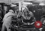 Image of final assembly line Detroit Michigan USA, 1929, second 12 stock footage video 65675030070
