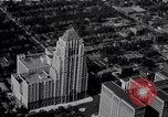 Image of Aerial views of Detroit Detroit Michigan USA, 1952, second 1 stock footage video 65675030071