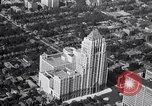 Image of Aerial views of Detroit Detroit Michigan USA, 1952, second 5 stock footage video 65675030071