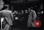 Image of Harry S Truman Detroit Michigan USA, 1952, second 3 stock footage video 65675030072