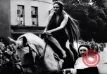 Image of Lady Godiva Detroit Michigan USA, 1952, second 2 stock footage video 65675030073