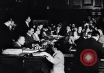 Image of courtroom scenes Detroit Michigan USA, 1952, second 1 stock footage video 65675030074