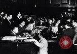 Image of courtroom scenes Detroit Michigan USA, 1952, second 3 stock footage video 65675030074