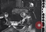 Image of hydraulic press Detroit Michigan USA, 1952, second 11 stock footage video 65675030078