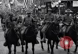 Image of US Army soldiers in Reunion and Peace Jubilee Vicksburg Mississippi USA, 1917, second 2 stock footage video 65675030082