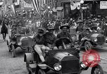 Image of US Army soldiers in Reunion and Peace Jubilee Vicksburg Mississippi USA, 1917, second 7 stock footage video 65675030082