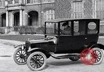 Image of Ford Model T cars United States USA, 1923, second 2 stock footage video 65675030087