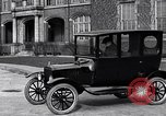 Image of Ford Model T cars United States USA, 1923, second 4 stock footage video 65675030087